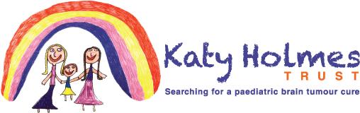 The Katy Holmes Trust rainbow logo