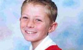 Kieron Clark smiling in his school photograph