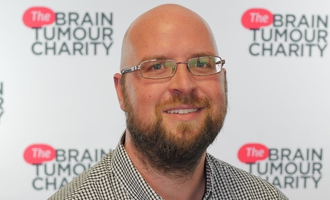 Phil Hexley, Head of Research at The Brain Tumour Charity