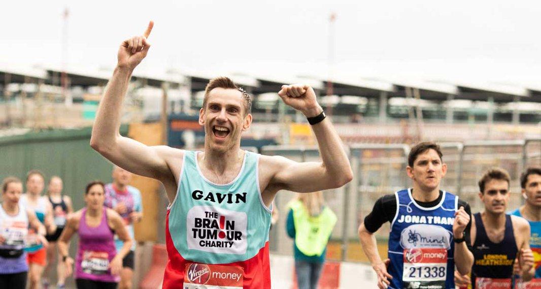 Run The Virgin Money London Marathon | The Brain Tumour Charity