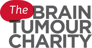 The official logo for The Brain Tumour Charity